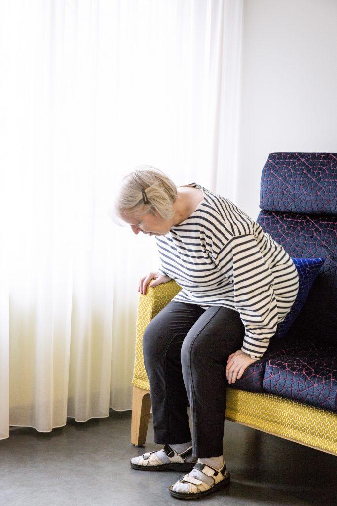 Scheuber Sofa für Menschen mit Demenz