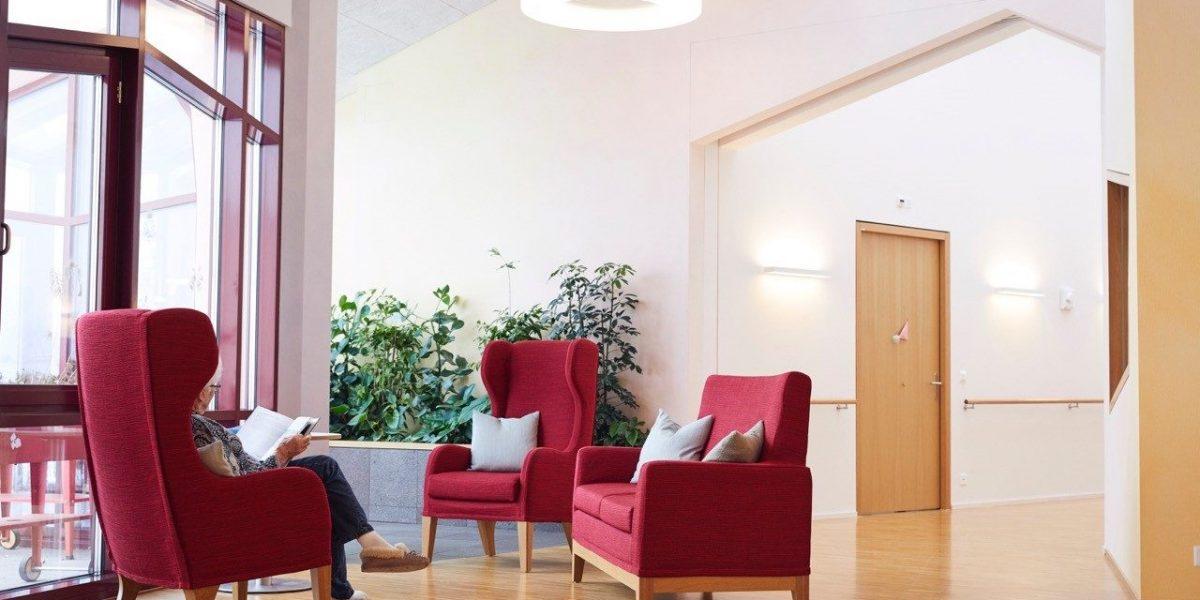 Sofa für Menschen mit Demenz
