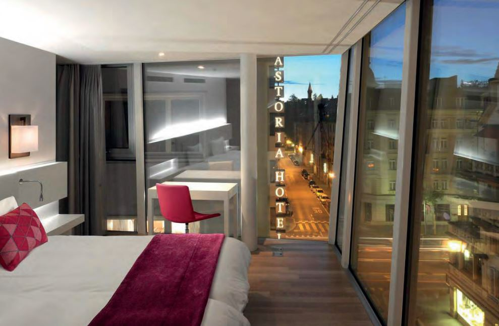 Hotel astoria luzern scheuber ag for Polsterei luzern