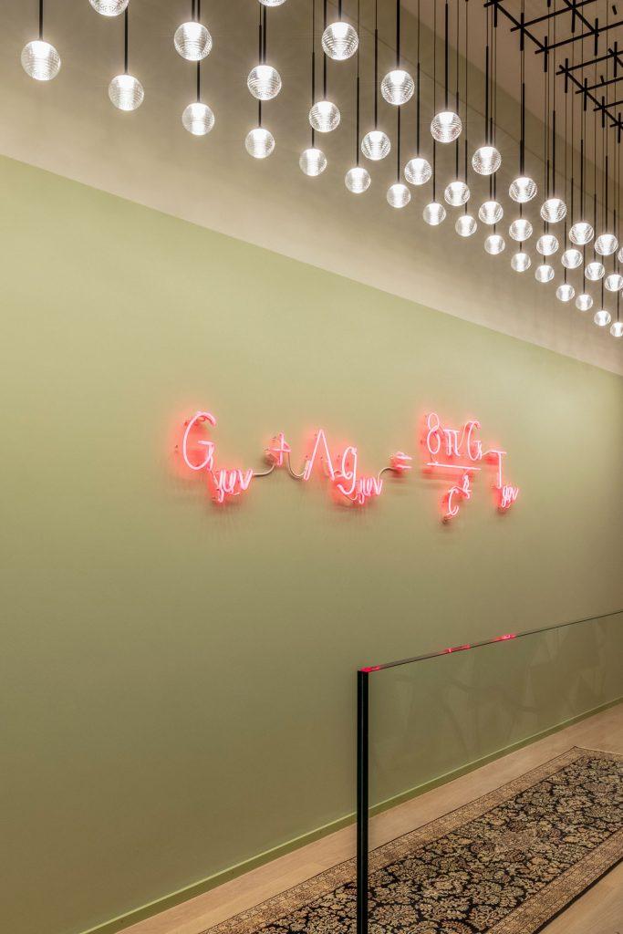 Scheuber Innenarchitektur Neon Vibia