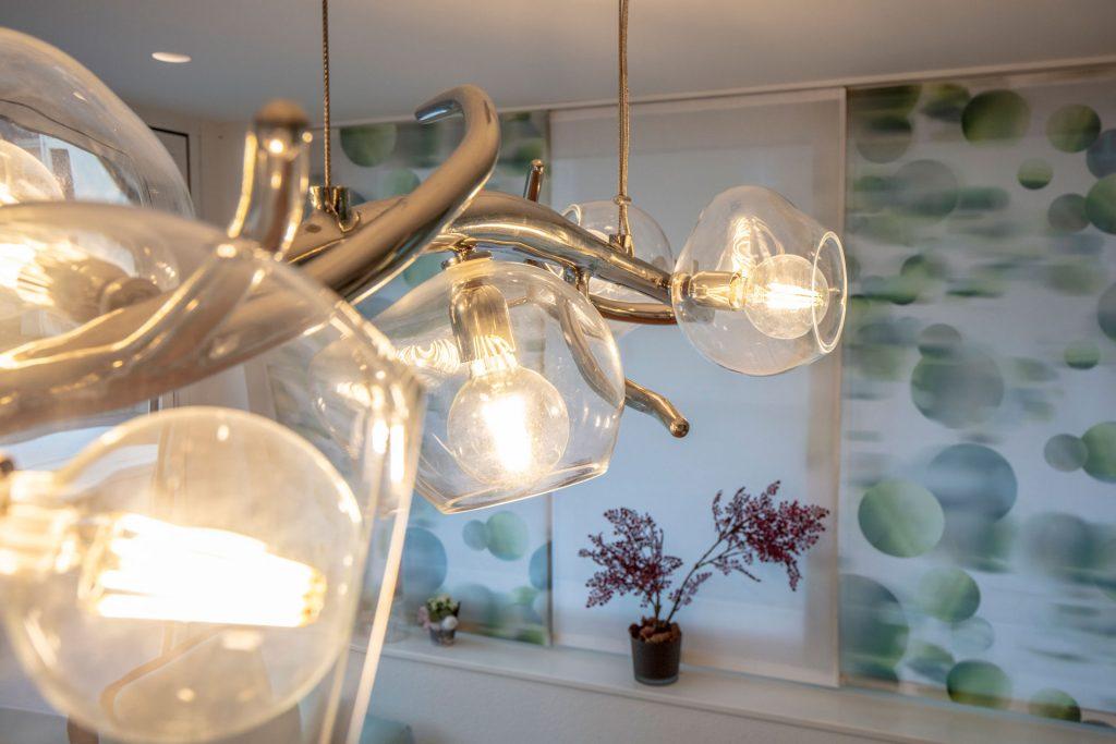 Scheuber Beleuchtung Brand van Egmond Innenarchitektur