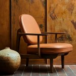 Scheuber Fritz Hansen Lounge Chair