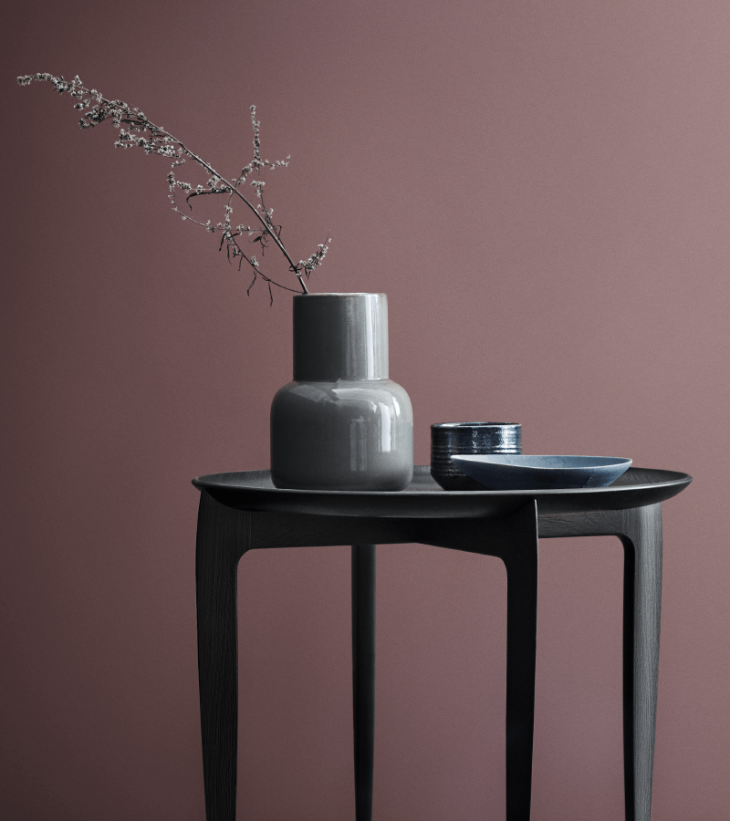 Scheuber Fritz Hansen Accessoires Vase