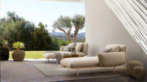 Scheuber Gartenmöbel Tribu senja-sofa-meridiennes