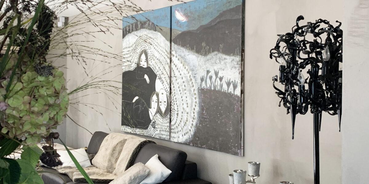 Scheuber Innenarchitektur Kunst