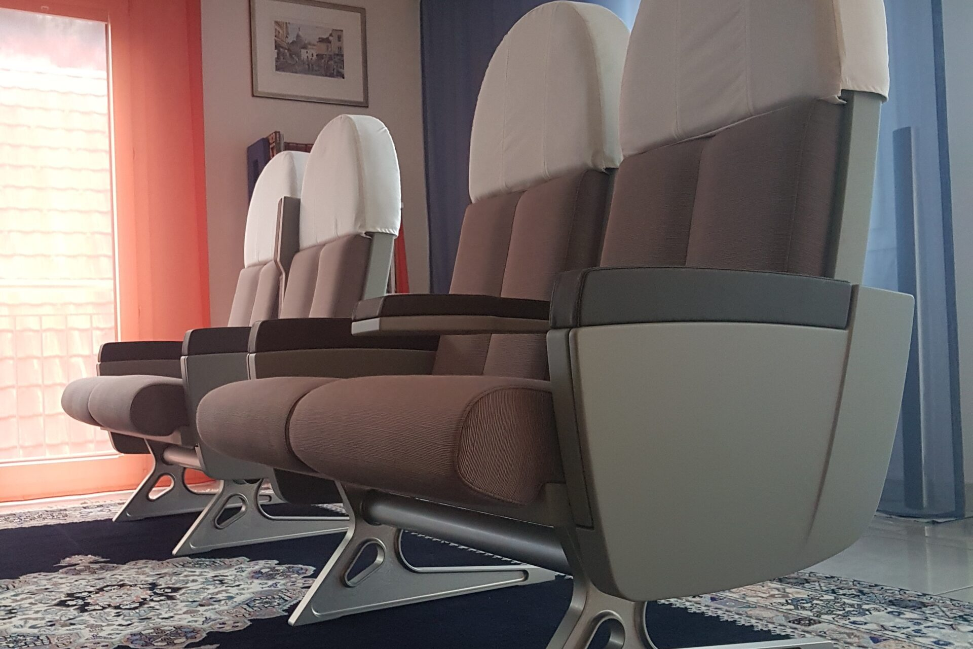 Scheuber Concorde Polsterei